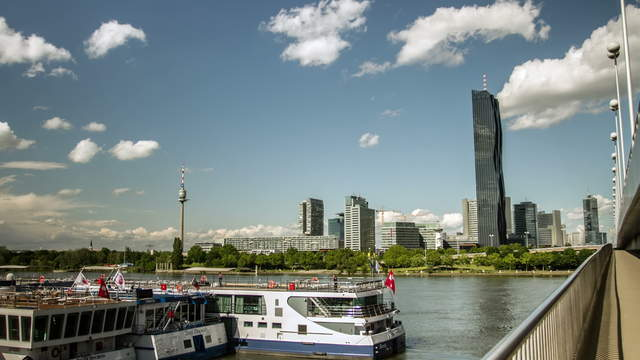 Donau City Wien – Hyperlapse