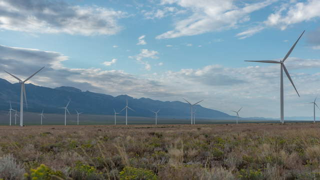 Spring Valley Wind Farm